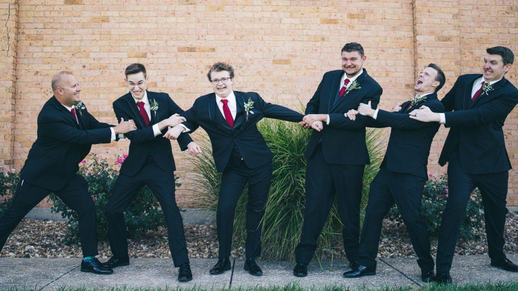 St Louis Wedding Photographer McKinley Griggs
